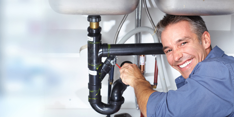 Plumber Astra Starter Site - Made for plumbers