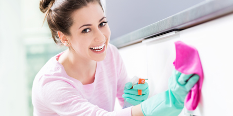 Cleaning Services Astra Starter Site - Made for cleaners