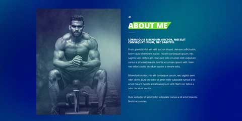 Fitness Astra Elementor Starter Site - Introduce your gym