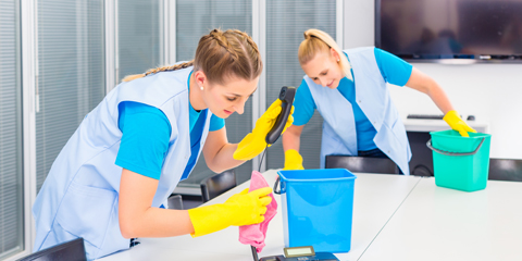 Cleaning Company Astra Elementor Starter Site - For cleaners