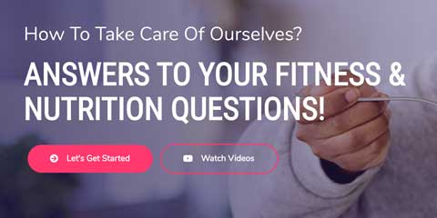 Weight Loss Astra Elementor Starter Site - Convincing call-to-actions