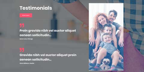 Cleaning Services Astra Elementor Starter Site - Client testimonials