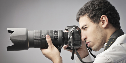 Photography Portfolio Astra Starter Site - For photographers