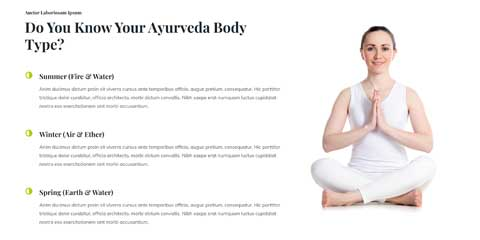 Ayurveda Astra Starter Site - Quality online presence