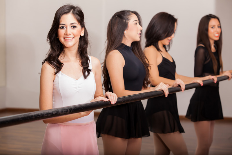 Ballet WordPress Theme - Made for ballet school owners
