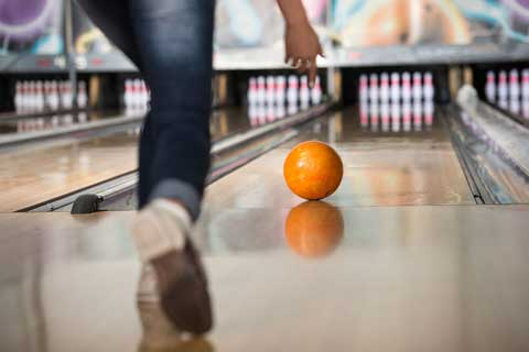 Bowling WordPress Theme - For bowling alley owners