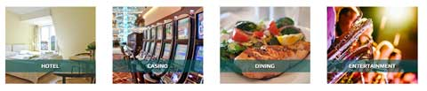 Casino WordPress Theme - Overview of services
