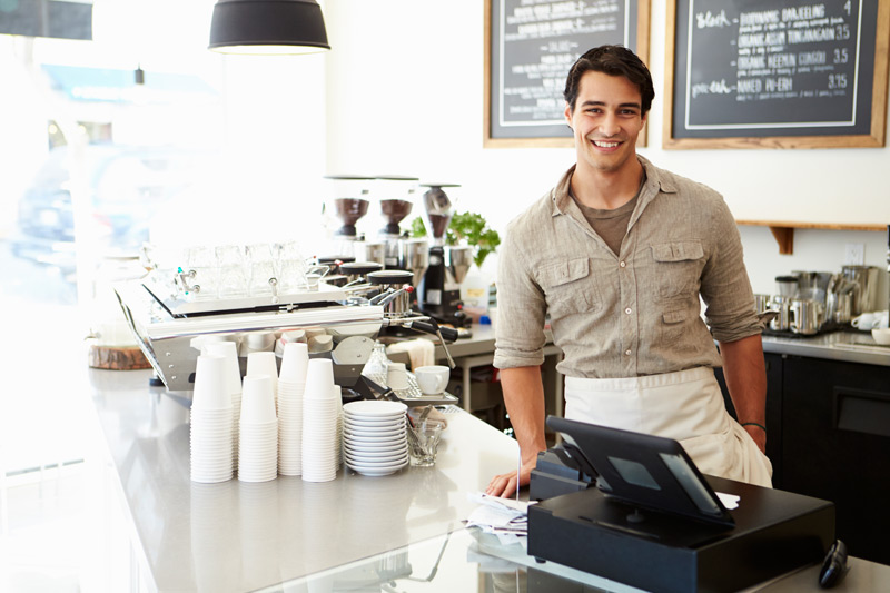 Cafe WordPress Theme - Made for coffee shop owners