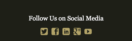 Hunting Outfitters WordPress Theme - Social media integration