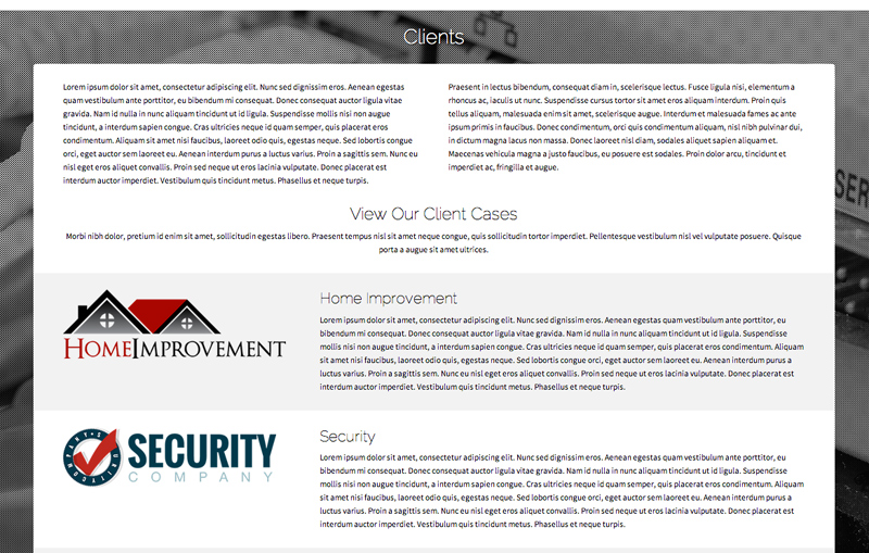 IT Company WordPress Theme - Express authority