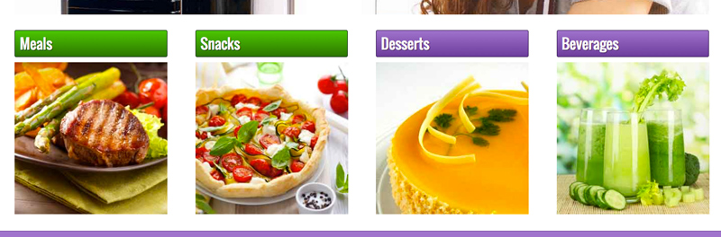 Nutritionist WordPress Theme - Recipe overview