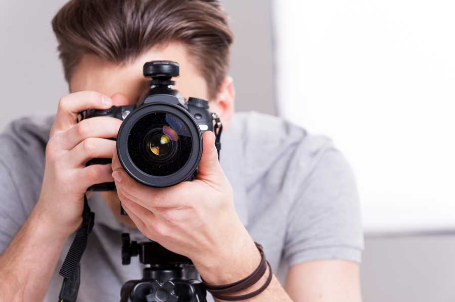 Professional Photographer WordPress Theme - For photographers