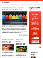tablet screenshot Magazine WordPress Theme