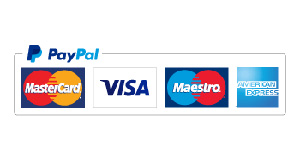 Performer WordPress Thema - payment options logos