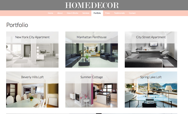 Stunning Home Decorating Website Contemporary - Searchgpl.us ...