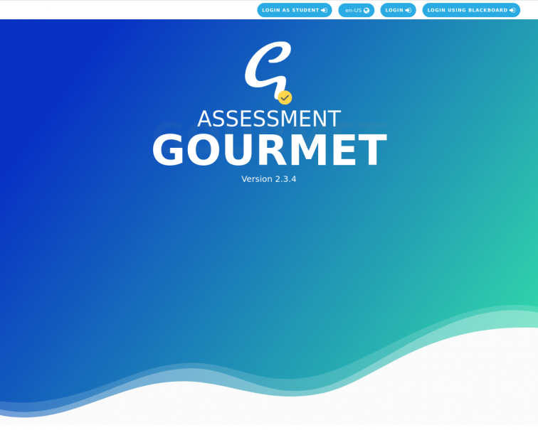 Screenshot of gourmet.agiteq.org