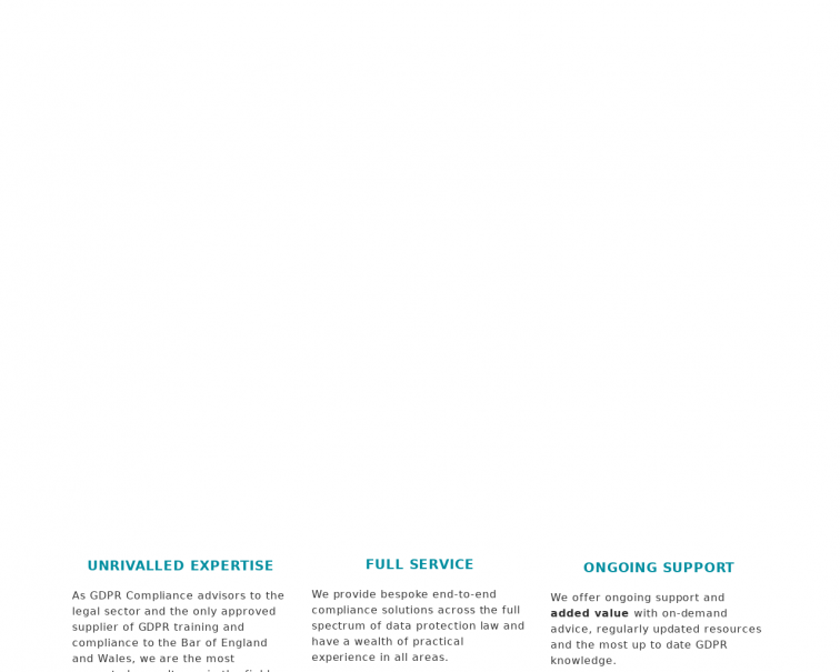 Screenshot of www.briefed.pro