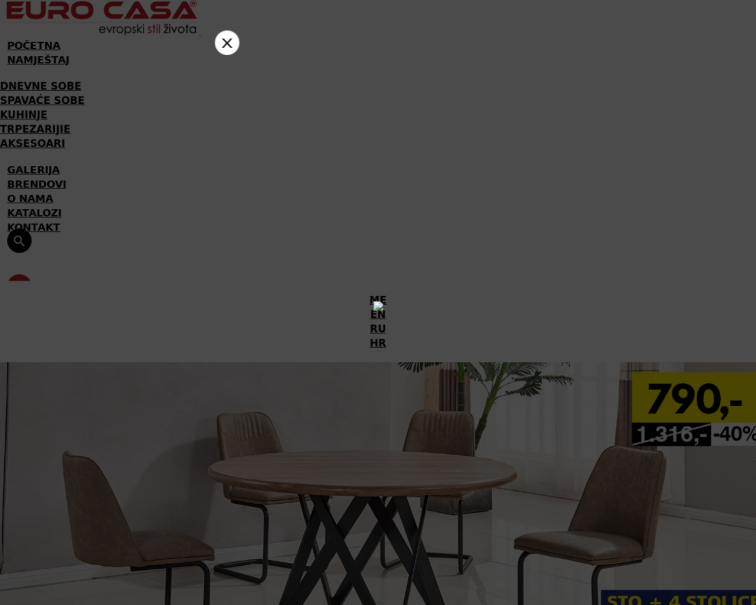 Screenshot of www.eurocasa.me