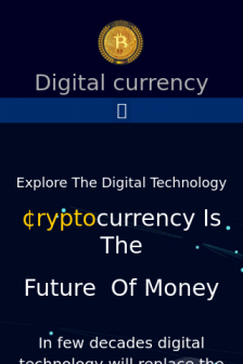 Mobile screenshot of onlinecurrency.in