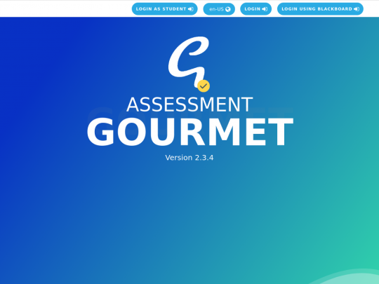 Tablet screenshot of gourmet.agiteq.org