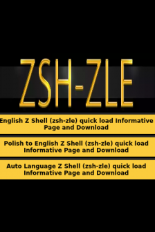 Mobile screenshot of zle.to