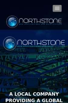 Mobile screenshot of northstonesystems.co.uk