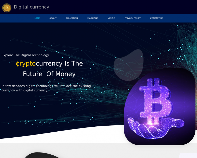Screenshot of onlinecurrency.in