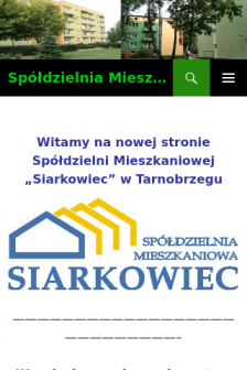 Mobile screenshot of smsiarkowiec.pl
