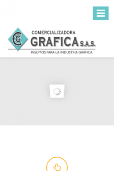 Mobile screenshot of www.cgrafica.net