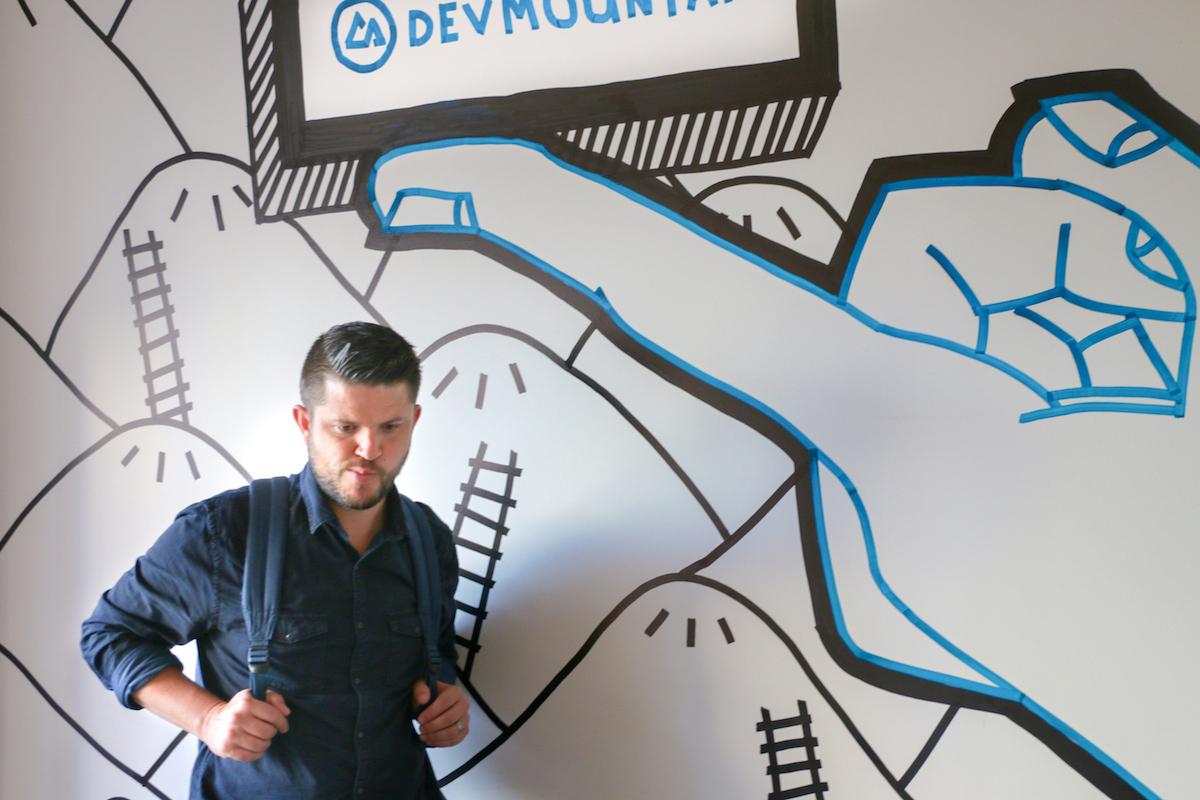 Cahlan Sharp, DevMountain CEO
