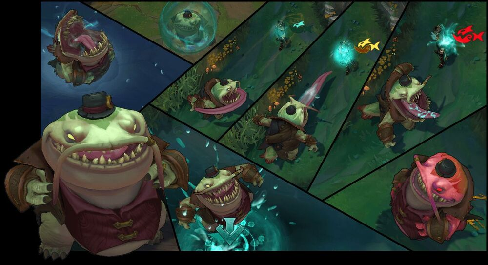 Most of Tahm Kench's kit will be changed in Season 11.