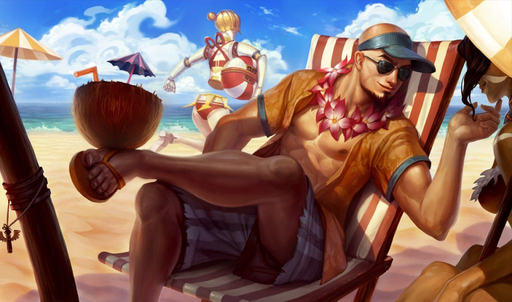 Lee Sin could be on his way back into the League meta late in Season 10.