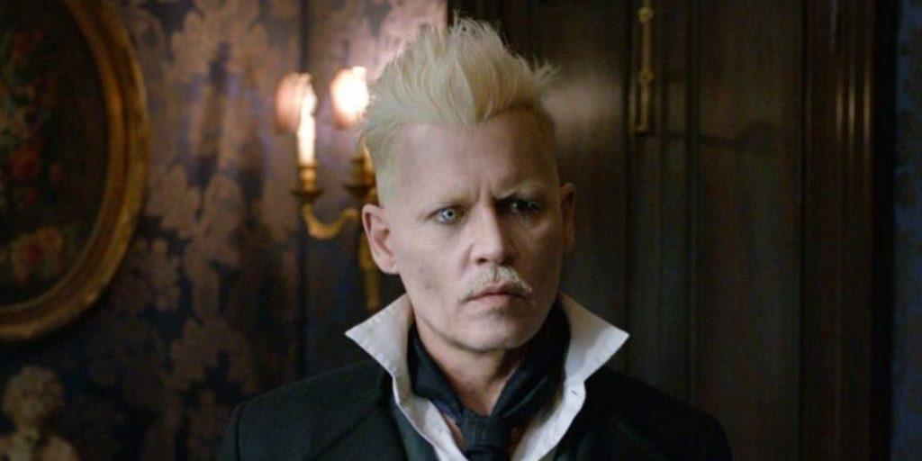 Johnny Depp Fantastic Beasts