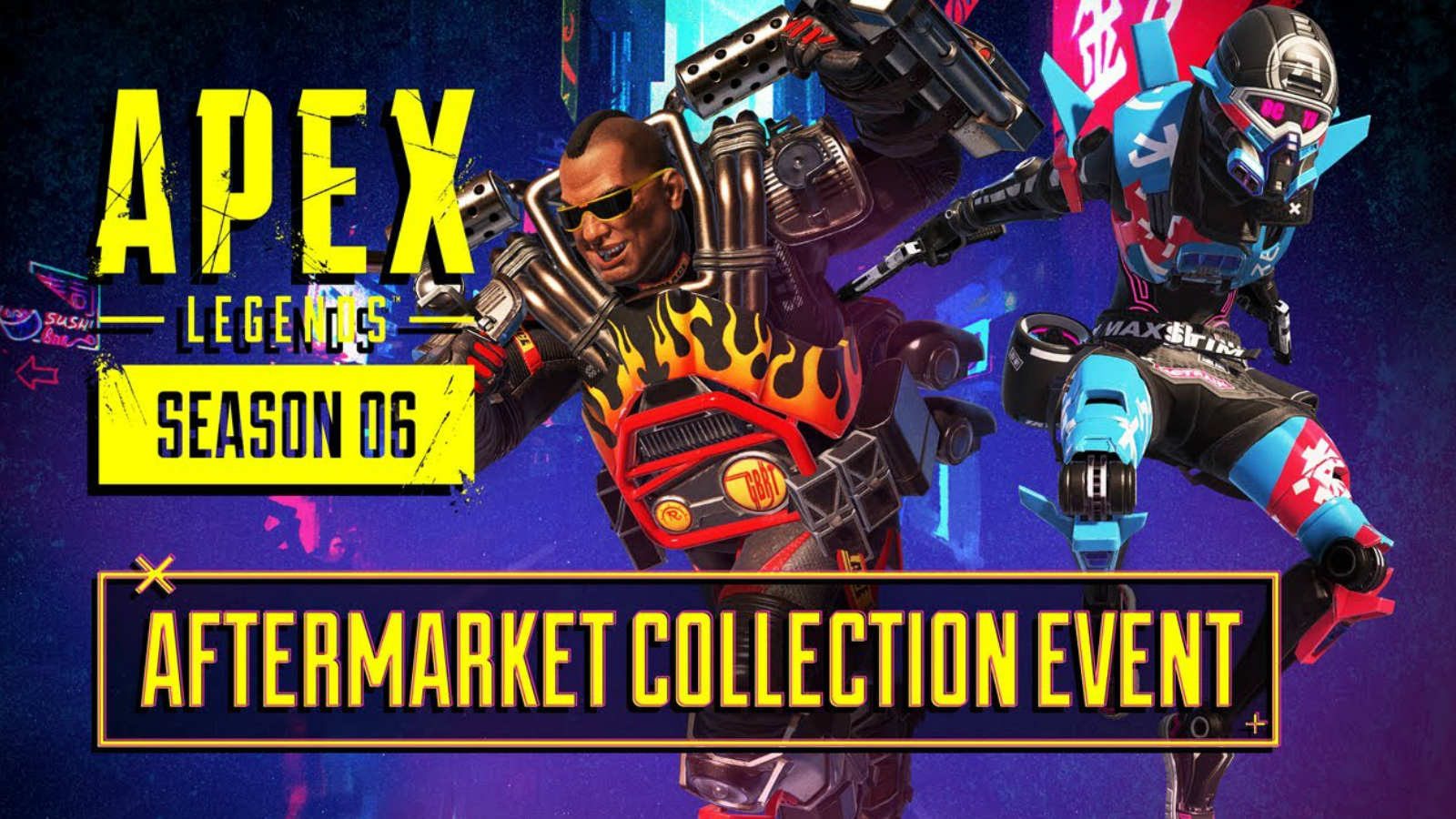Apex Legends Aftermarket Collection Event