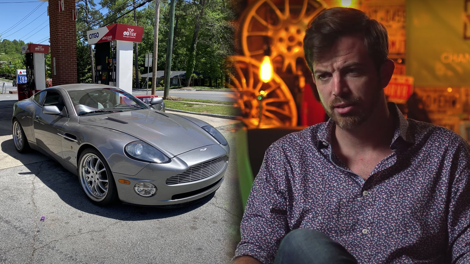 Youtuber Vinwiki Reveals Worlds Cheapest Aston Martin Vanquish Dexerto