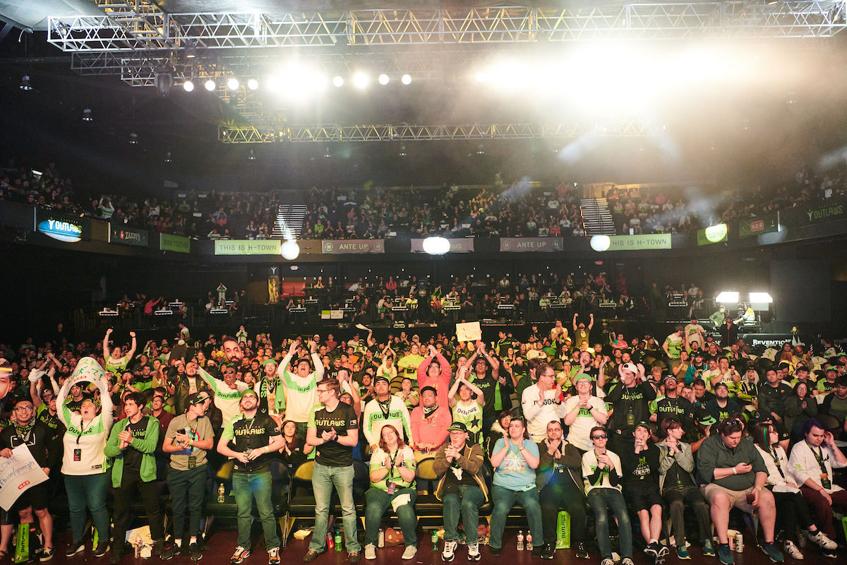 overwatch league 2020 event crowd