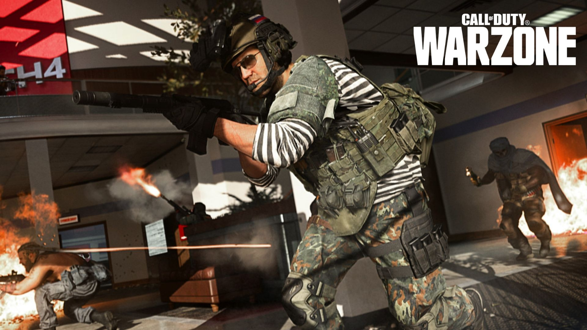 warzone AS VAL