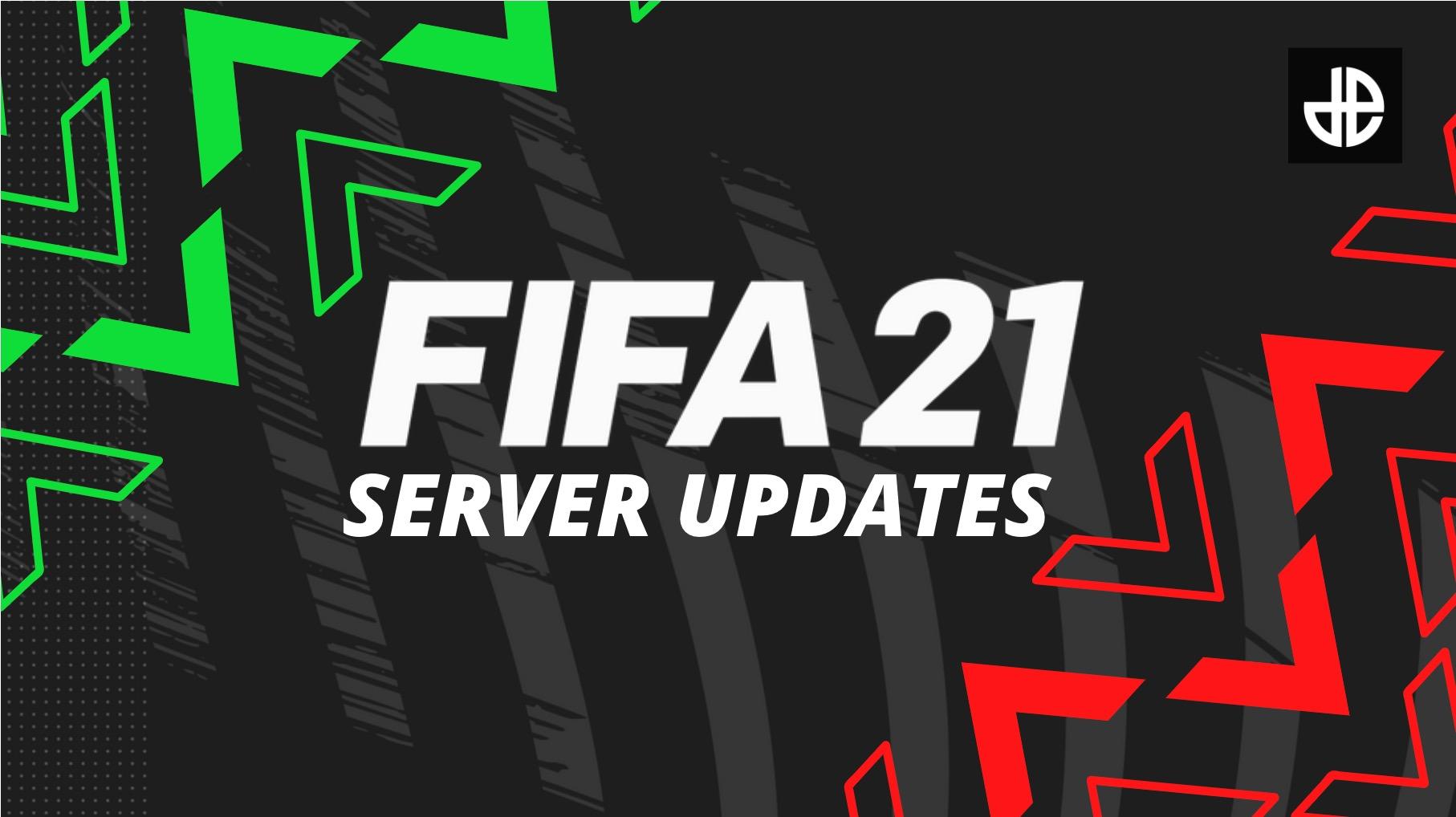 FIFA 21 EA servers image