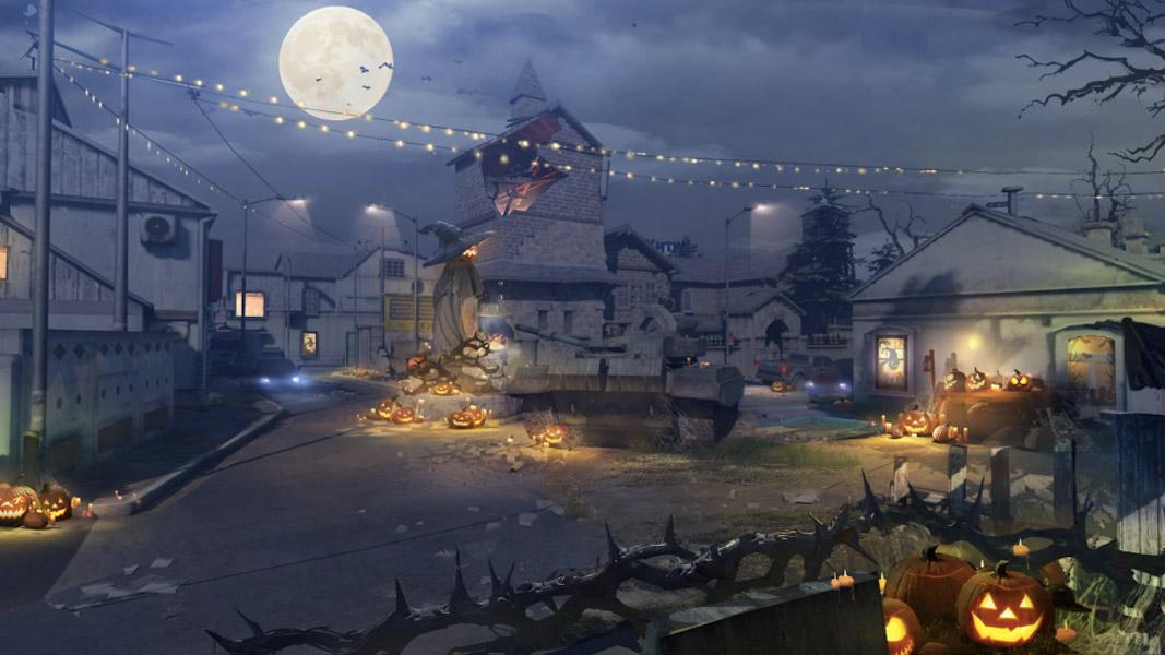 Halloween Standoff in COD Mobile