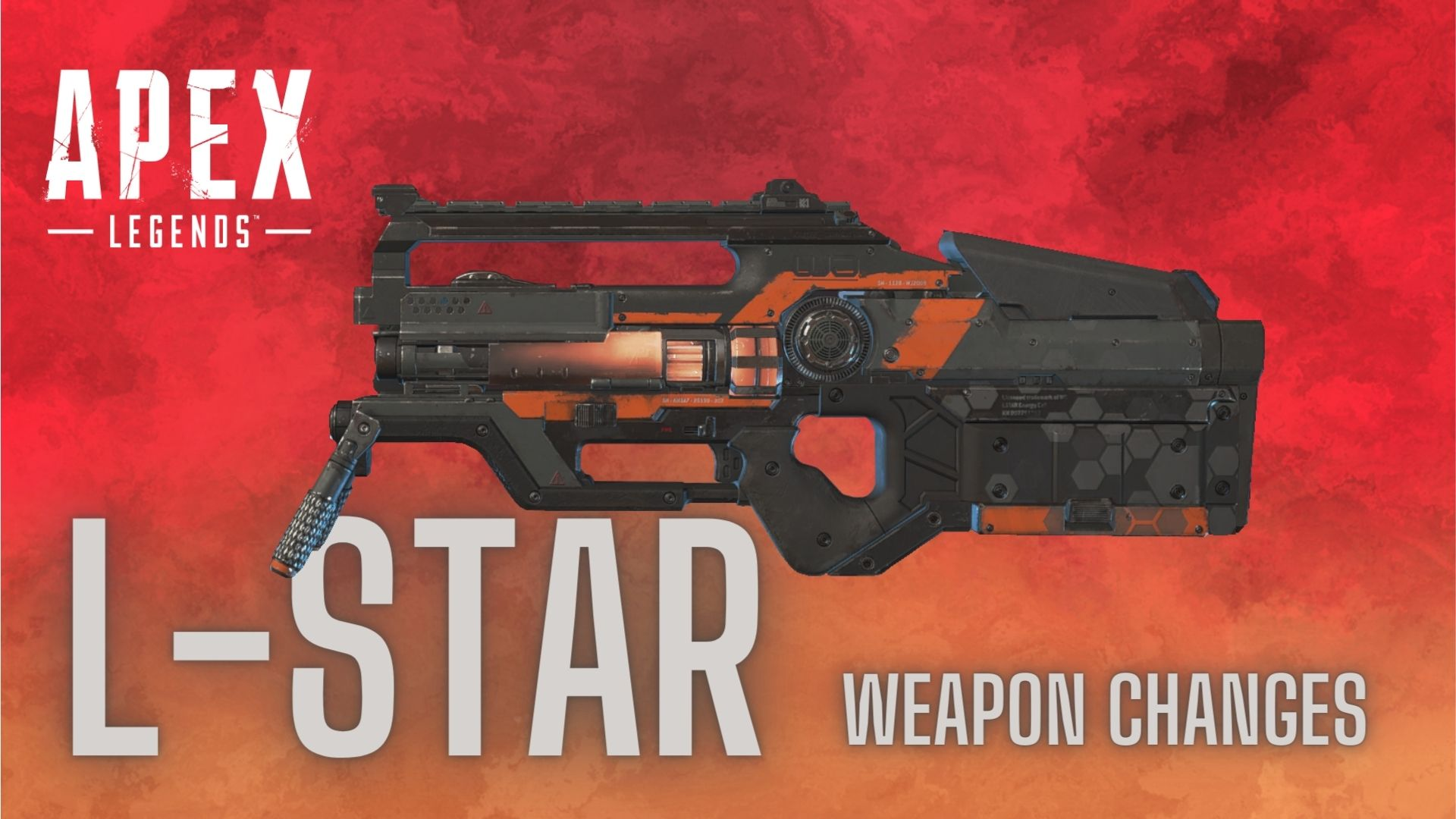 L-STAR weapon changes