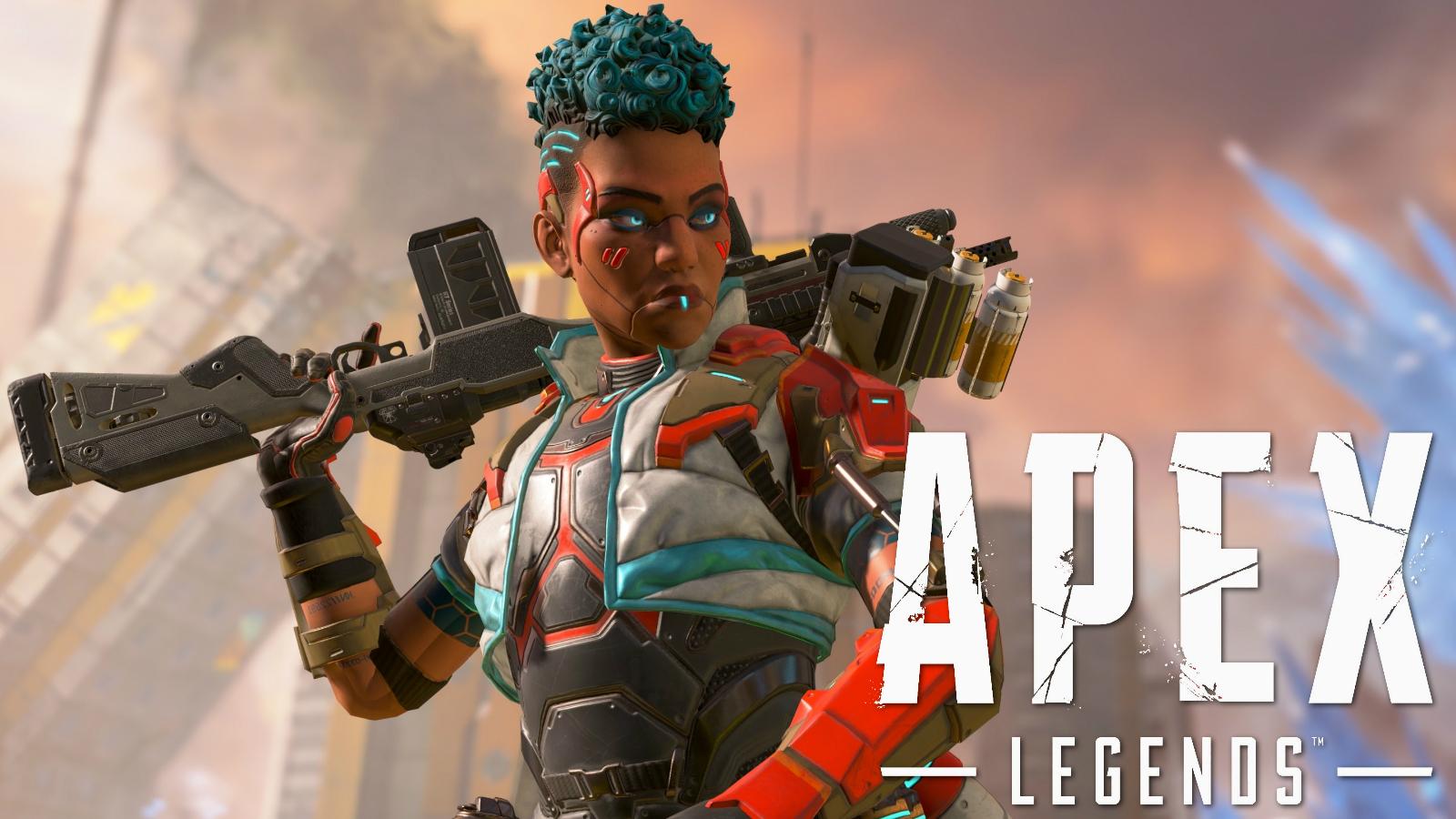 Bangalore skin in Apex Legends