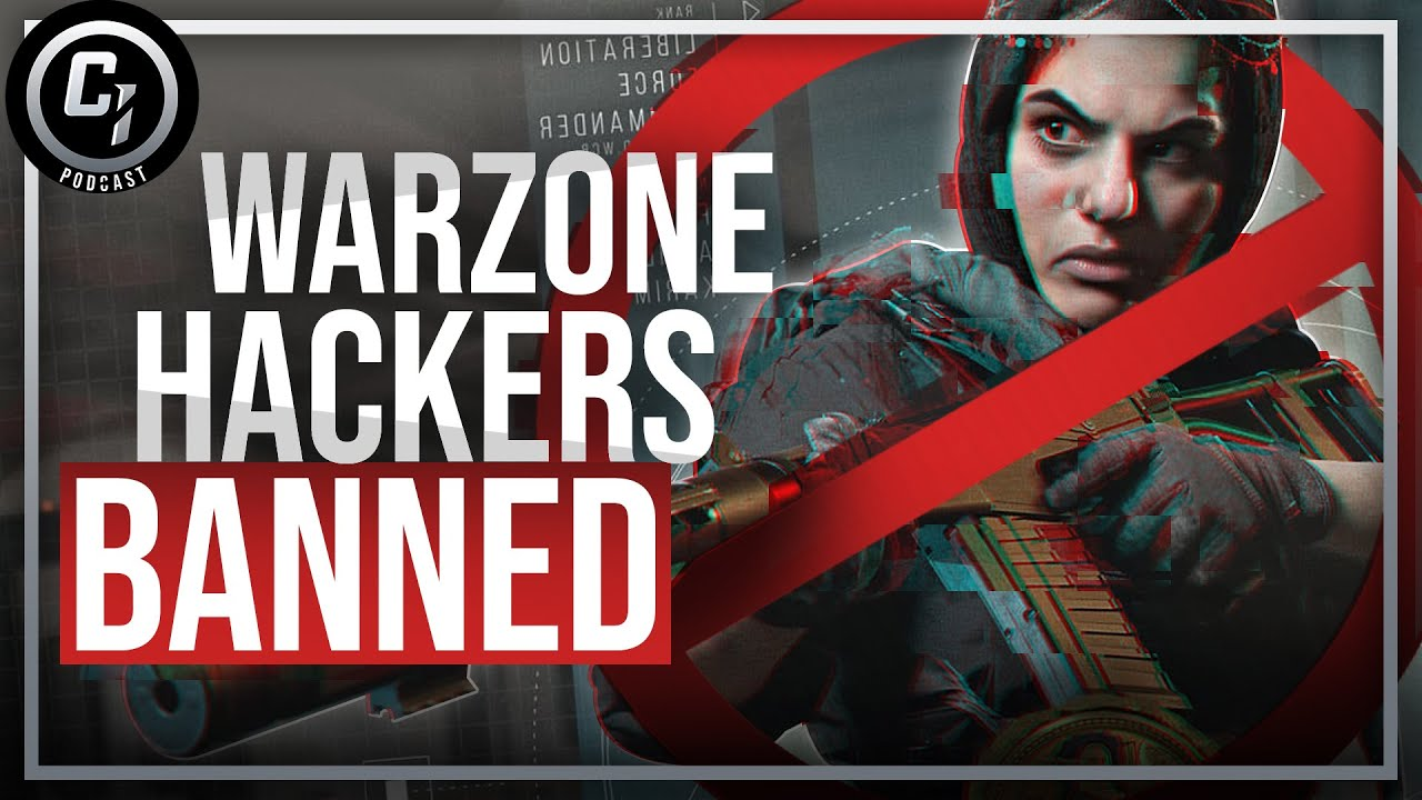 Warzone Hackers Banned