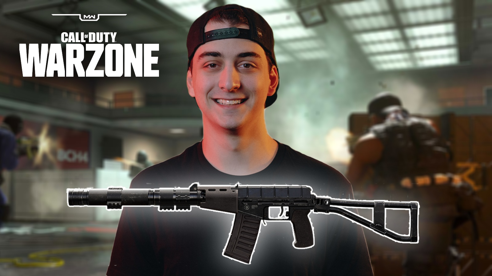 Cloakzy AS VAL Warzone loadout