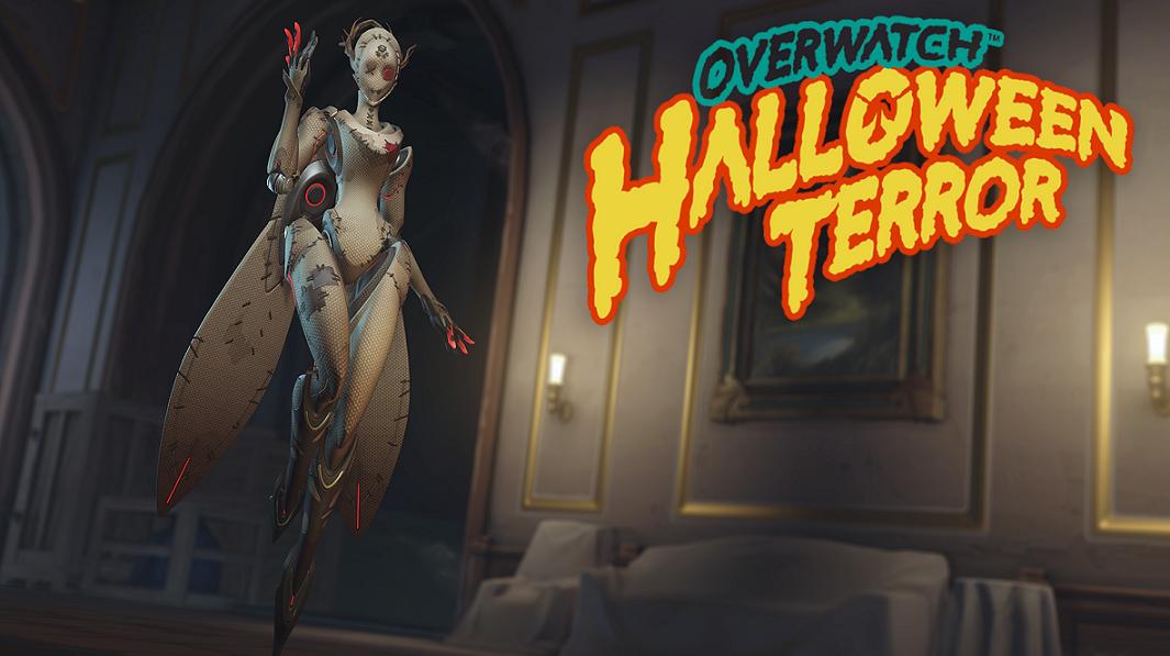 Overwatch Halloween Terror event 2020