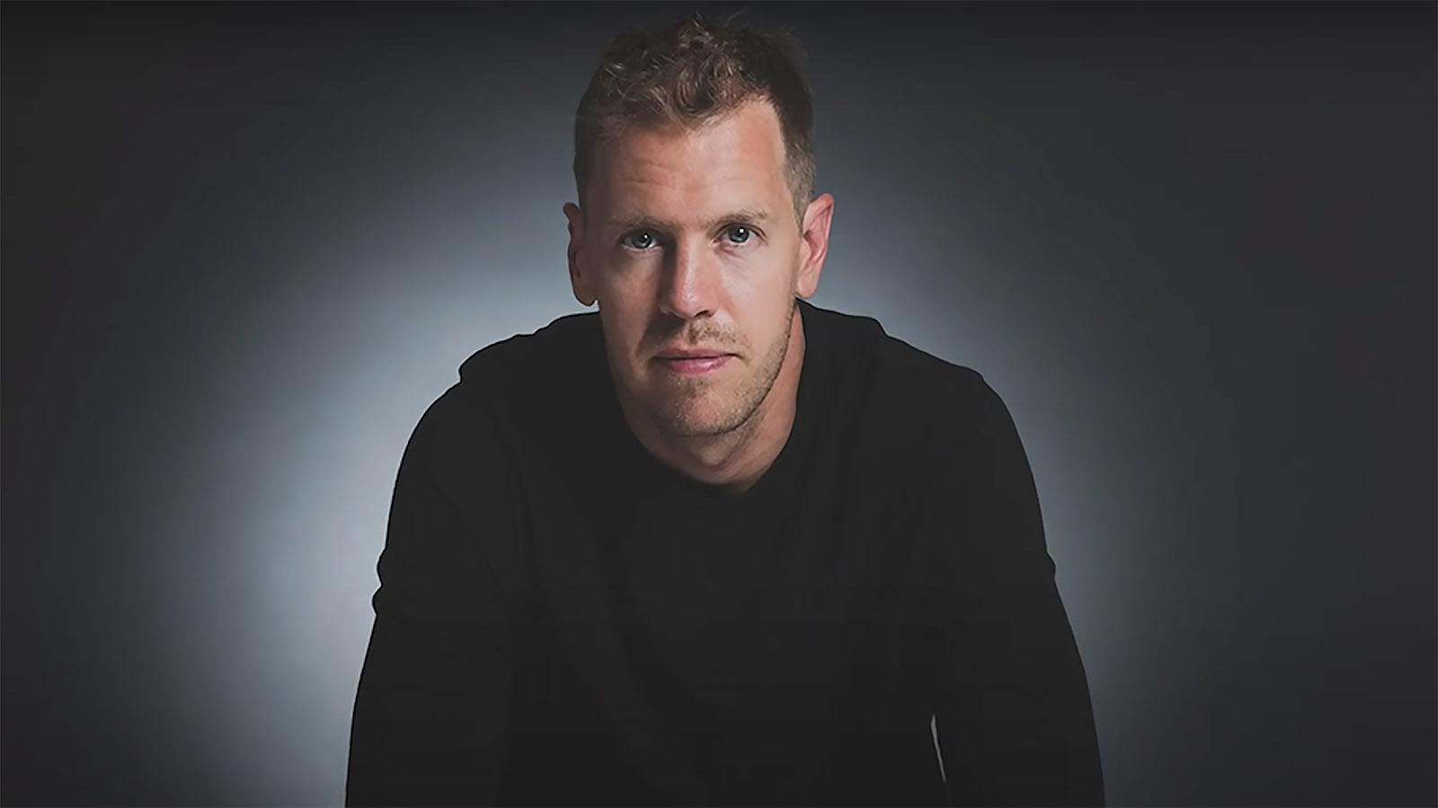 Sebastian Vettel F1 driver