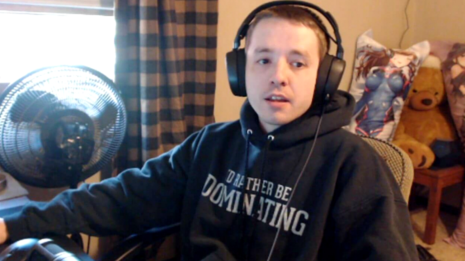 Dellor streaming on Twitch