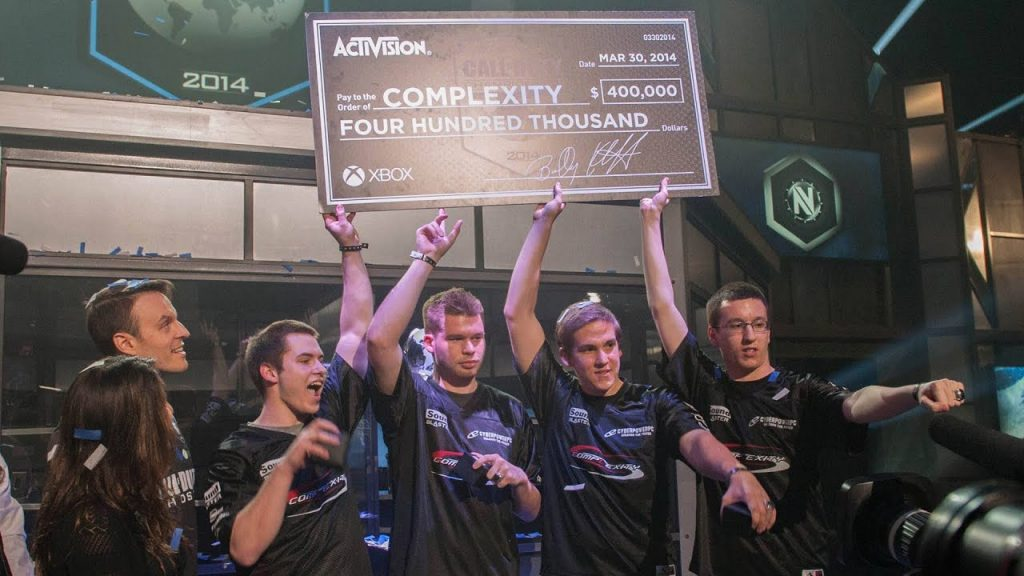 Complexity 2014 CoD Champs