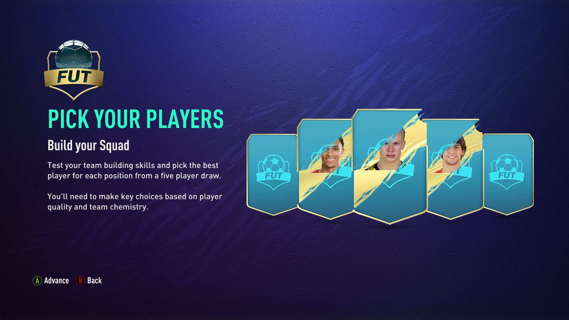 FIFA 21 FUT Draft rewards