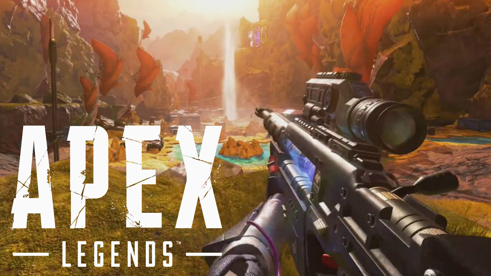 Sentinel in Apex Legends