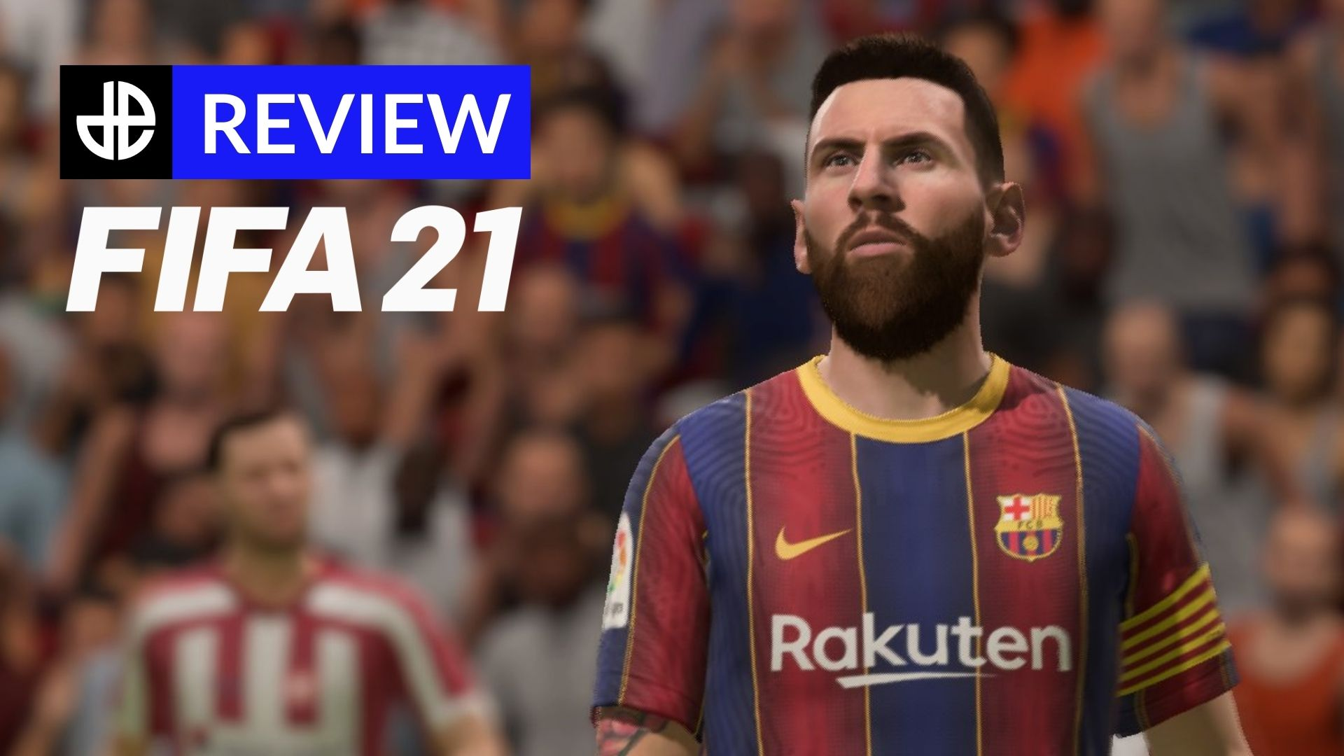 FIFA 21 with Lionel Messi